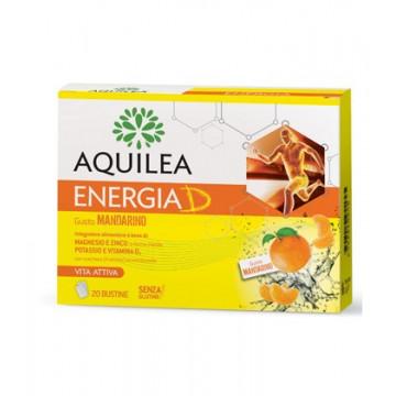 AQUILEA ENERGIA D INTEGRATORE ENERGIZZANTE 20 BUSTINE