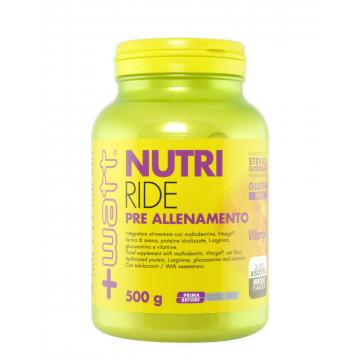 NUTRI RIDE PRE ALLENAMENTO 500 GRAMMI GUSTO BISCOTTO - AZIONE ENERGIA
