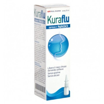 POOL PHARMA KURAFLU SPRAY NASALE DECONGESTIONANTE 20ML