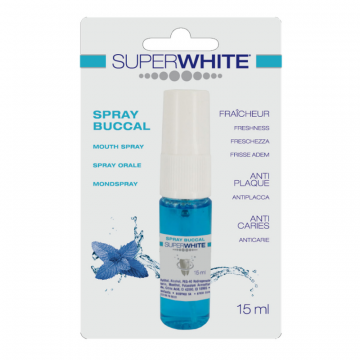 SUPERWHITE SPRAY ALITO 15ML
