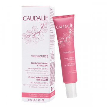 CAUDALIE VINOSOURCE FLUIDO EFFETTO MAT IDRATANTE 40 ML