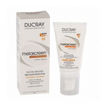 DUCRAY MELASCREEN UV SPF50+ CREMA LEGGERA ANTIMACCHIE 40ML