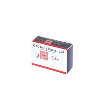 SIR INS BD DEMI 0,3ML G308MM