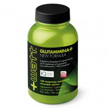 GLUTAMMINA+ NEW FORMULA AZIONE ANTICATABOLICA 120 COMPRESSE