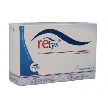 RELYS SOLUZIONE OFTALMICA STERILE  30 MINICONTENITORI MONODOSE