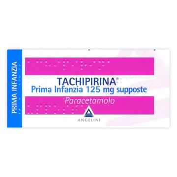 TACHIPIRINA PR INF10SUP125MG