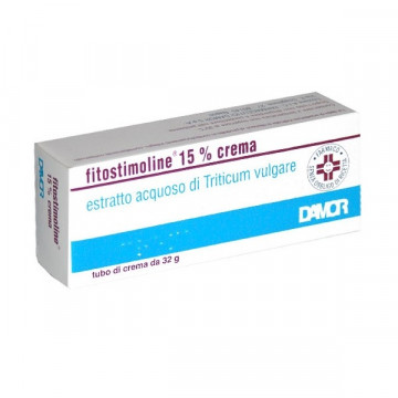 FITOSTIMOLINE 15% CREMA TRATTAMENTO ULCERE E PIAGHE 32 GRAMMI