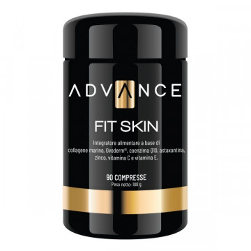 FIT SKIN INTEGRATORE ANTIAGE CON COLLAGENE MARINO 90 COMPRESSE