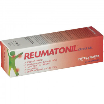 REUMATONIL CREMA GEL ANTINFIAMMATORIO E ANTIREUMATICO 50 ML