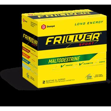 FRILIVER SPORT LONG ENERGY 8 BUSTINE CON MALTODESTRINE