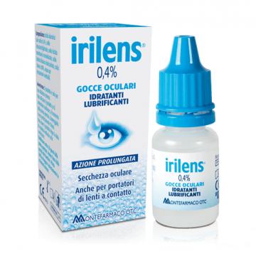 IRILENS GOCCE OCULARI IDRATANTI SECCHEZZA OCULARE 10 ML