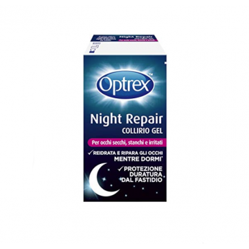 OPTREX NIGHT REPAIR COLLIRIO GEL PER OCCHI STANCHI E SECCHI 10 ML