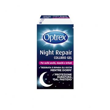 OPTREX NIGHT REPAIR COLLIRIO GEL PER OCCHI STANCHI E SECCHI 10 ML