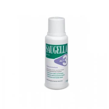 SAUGELLA ACTI3 DETERGENTE INTIMO TRIPLA PROTEZIONE 250 ML