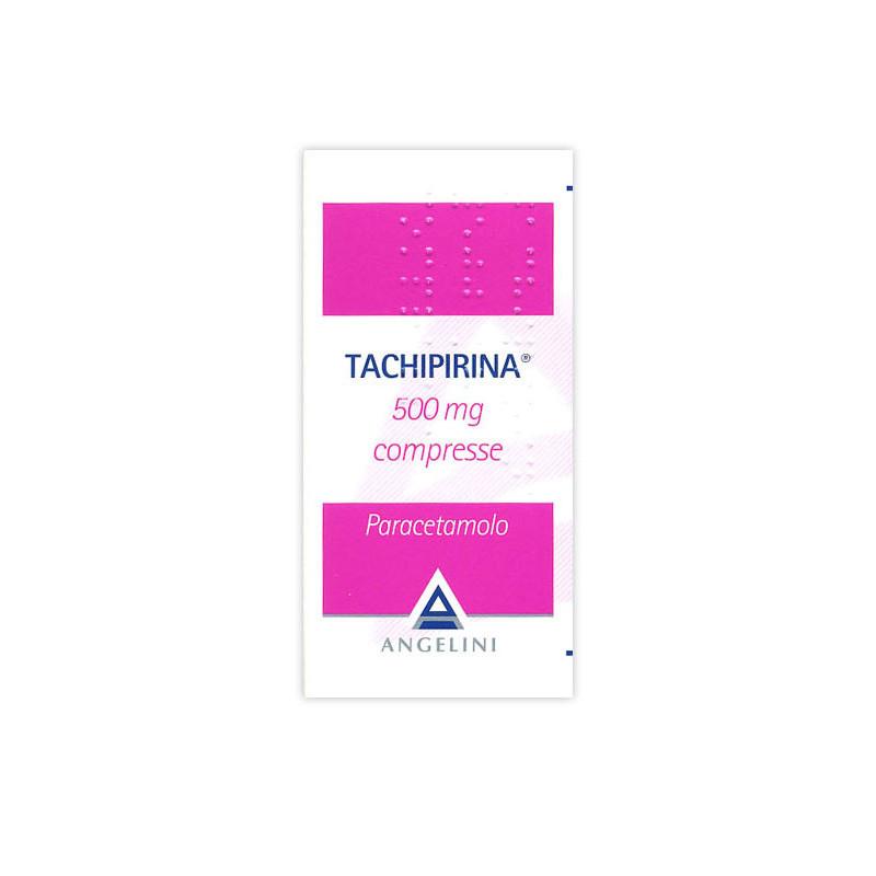 TACHIPIRINA 20CPR 500MG
