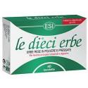 LE DIECI ERBE 40TAV BLIST