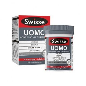 SWISSE UOMO INTEGRATORE MULTIVITAMINICO 30 COMPRESSE
