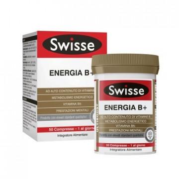 SWISSE ENERGIA B+ INTEGRATORE STANCHEZZA FISICA E MENTALE 50 COMPRESSE