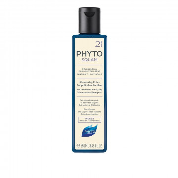 PHYTOSQUAM PURIFIANT SHAMPOO ANTIFORFORA PURIFICANTE 250 ML