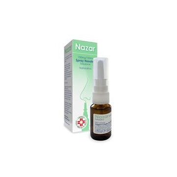 NAZAR SPRAY NAS15ML100MG/100