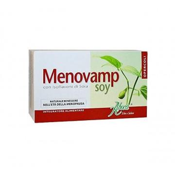 ABOCA MENOVAMP SOY INTEGRATORE MENOPAUSA 60 OPERCOLI