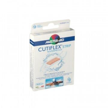 MASTER AID CUTIFLEX STRIP CEROTTO STERILE MEDIO IMPERMEABILE  78X20 MM 10 PEZZI