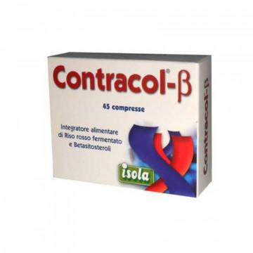 CONTRACOL BETA INTEGRATORE COLESTEROLO PLASMATICO 45 COMPRESSE