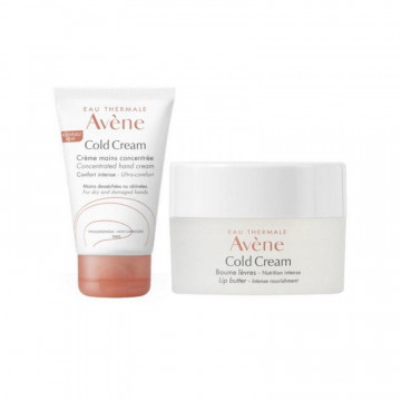 AVENE COLD CREAM MANI 50 ML + BALSAMO LABBRA 10 ML