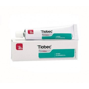 TIOBEC CREMA IDRATANTE ANTI ARROSSAMENTO 25 ML