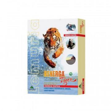 HENERGA 16-90 TIGER INTEGRATORE ENERGETICO 10 FIALE DA 10 ML