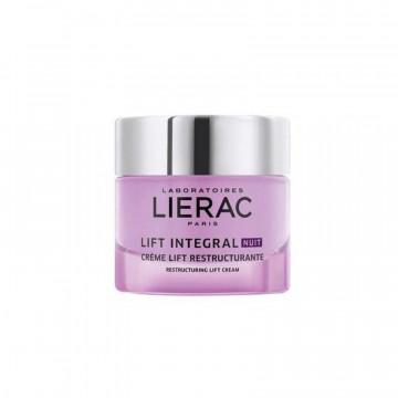 LIERAC LIFT INTEGRAL CREMA NOTTE LIFTANTE E RISTRUTTURANTE VISO 50 ML